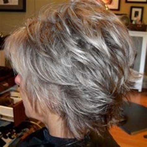 shag cuts for grey hair 15 layered hairstyles for short hair short hairstyles
