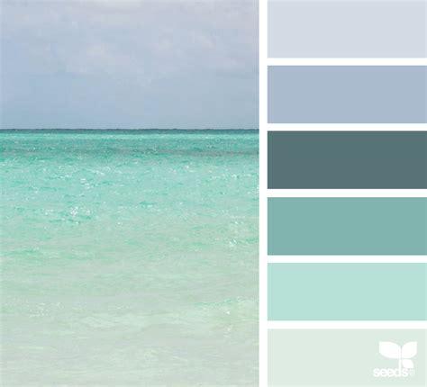 beach color color horizon design seeds