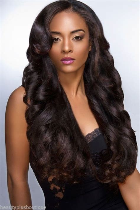 black hairstyles with peruvian hair 472 best images about virgin hair extensions on pinterest