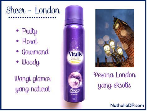 Parfum Forever In Harum Dan Tahan 8 Jam nathalia dp til glamor dengan vitalis glamorous fragranced spray