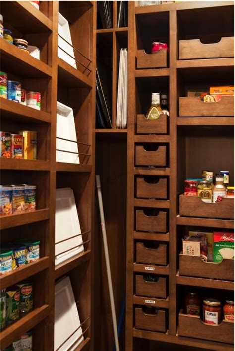 layout of larder kitchen picture of cool kitchen pantry design ideas