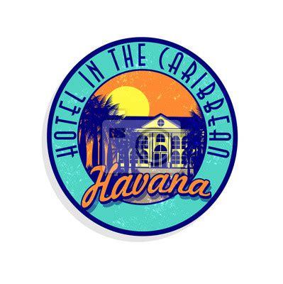 Kofferaufkleber Zum Drucken by Fiktionale Souvenir Kofferaufkleber Aus Havanna Kuba