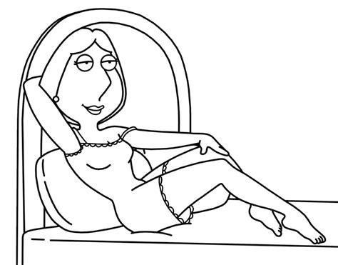 peter griffin free coloring pages