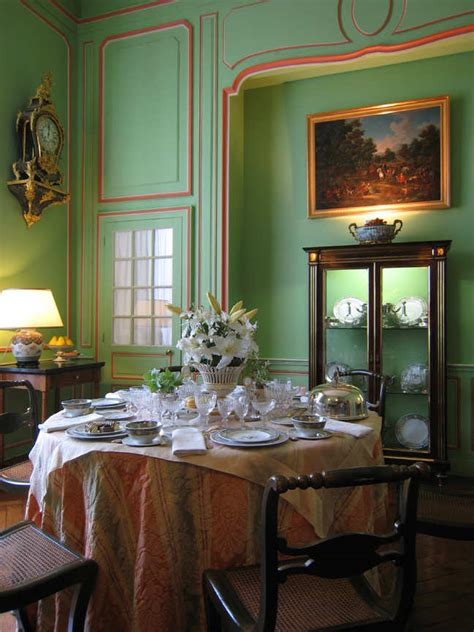 Dining room french style