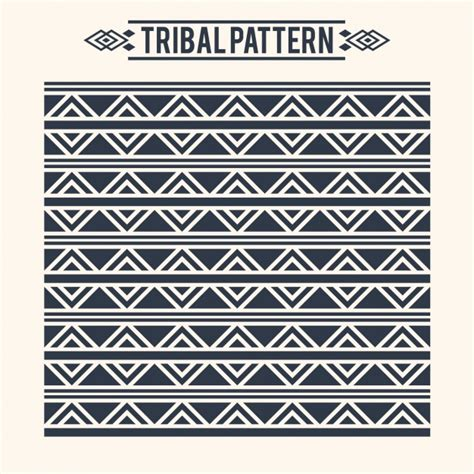 tribal pattern vector free download tribal pattern design vector free download