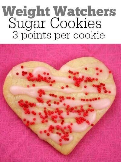 valentines sugar cookies and on