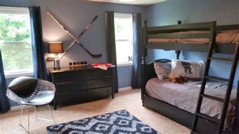 hockey themed bedroom hockey themed bedroom for boy ben s bedroom ideas