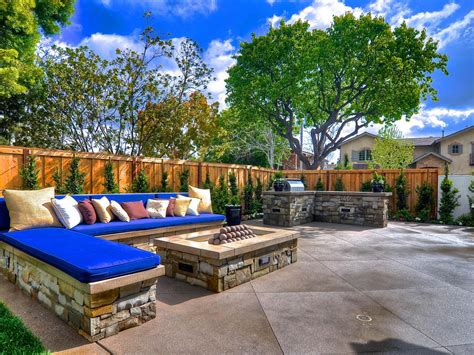 backyard built in bbq photo page hgtv