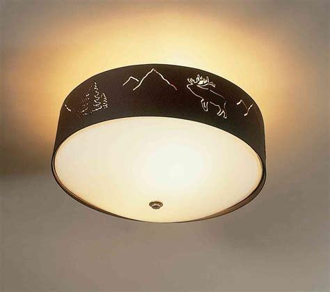 rustic indoor outdoor lighting fixtures cabin lamps