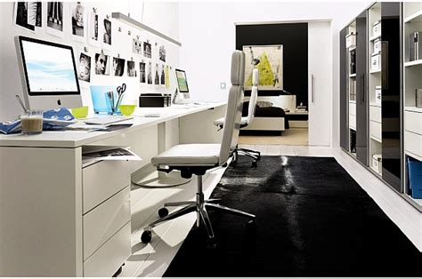 home office modern white home office decor with leather ultra modern white home office with apple products decoist