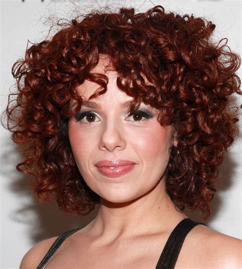 curly hair for 40 year hairstyles ideas curly medium hairstyles for women over 40