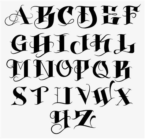 tattoo lettering fonts tattoo lettering on tumblr