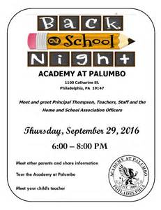 back to night academy palumbo