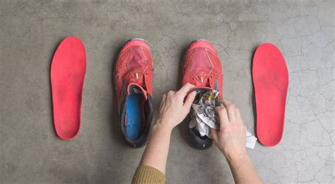 washing athletic shoes how to clean running shoes rei expert advice