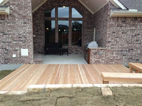 options for outdoor deck material learn about your options here