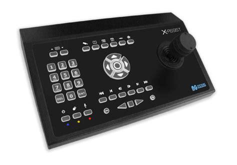 Joystick Cctv ng systems x3200 cctv usb joystick controller
