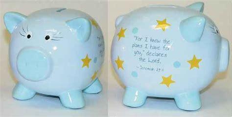 bank baby boy piggy bank quotes