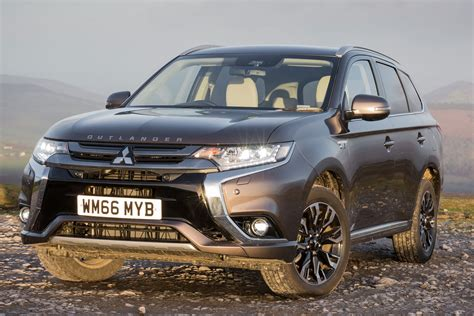 lifted mitsubishi outlander new mitsubishi outlander phev 2017 review auto express