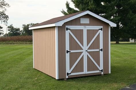 How To Build A Small Outdoor Storage Shed by Storage Shed Ideas From Russellville Ky Backyard Shed