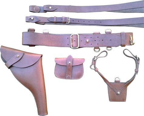 sam browne belt accessories