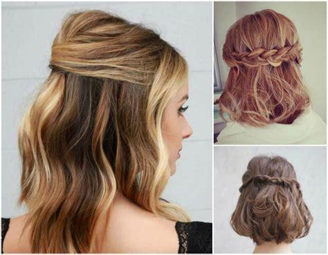 foto de peinado con pelo mediano peinados cabello corto mujeres 5 peinados para chicas con