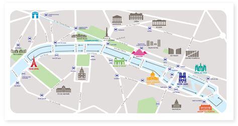 bateau mouche chatelet touristischen karte von paris sehensw 252 rdigkeiten und touren