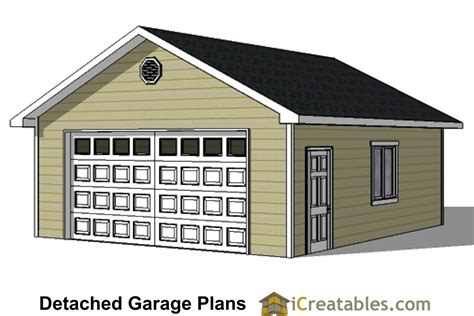 2 1 2 Car Garage Plans by 1 1 2 Car Garage Plans Home Desain 2018