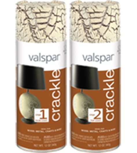 crackle top and base coat spray