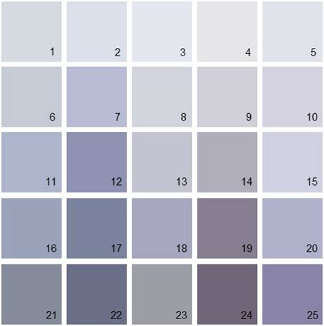benjamin paint colors purple palette 02 house