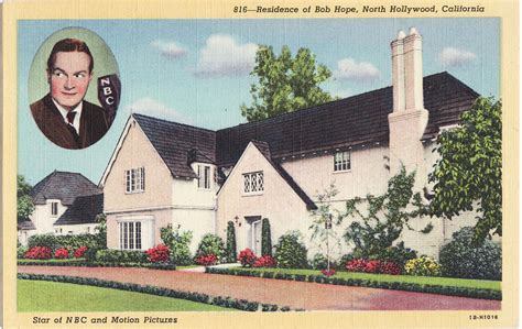 homes of the stars vintage postcards of movie star homes beverly hills