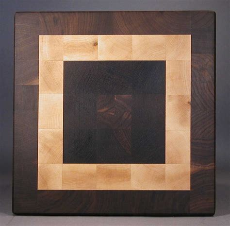 Quilt Cutting Board by Large Quilt Pattern Endgrain Cutting Boards