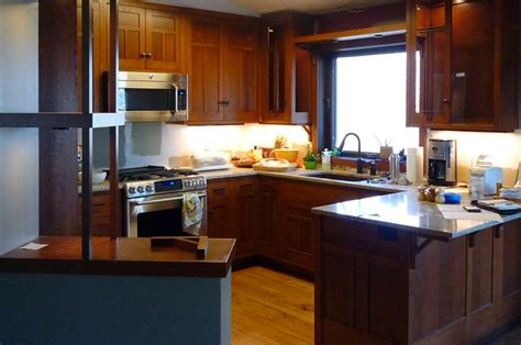 kitchen with prairie style cabinets prairiewoodworking s