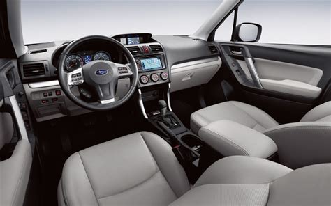 subaru forester interior 2015 2015 forester road autos post