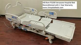 hill rom betten hill rom p3200 versacare bed hospital beds