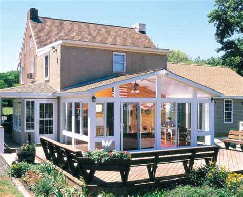 Better Homes Sunrooms Sunroom And Shade Products To Make Your Backyard Space The