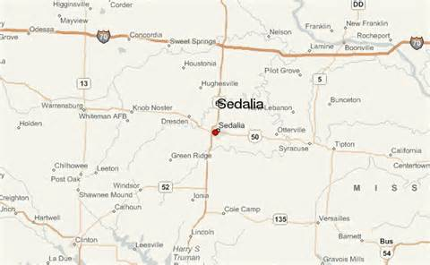 sedalia location guide