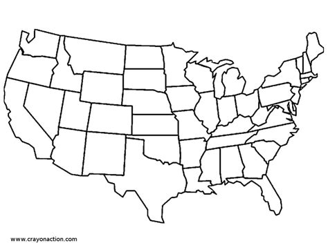 usa map coloring page america map coloring page printable united states