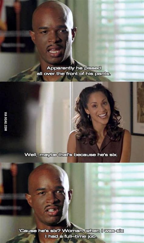Film Major Meme - major payne has a job when he was six quotes i love and