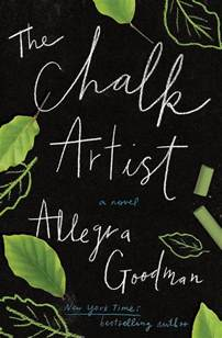 the chalk a novel books book review the chalk artist by allegra goodman amreading