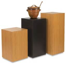 Pedestals Smi Display Pedestals Blick Art Materials