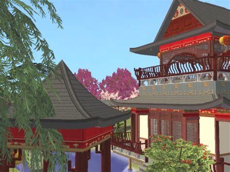china house 2 mod the sims china house