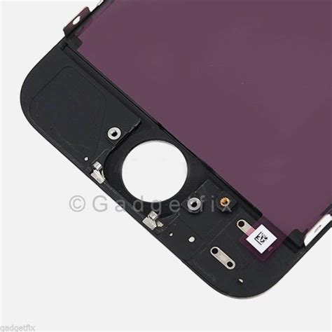 Lcd Hp Iphone 5 iphone 5 compatible front housing lcd touch digitizer glass screen assembly usa 230898666694