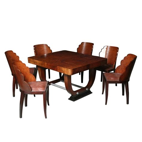art deco dining room set art deco dining room set daodaolingyy com