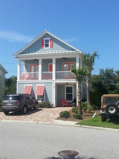 destin florida beach houses beach house rentals in destin florida i love destin fl pinterest