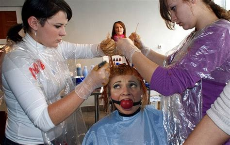 forced punishment haircuts for women flickr forced punishment haircut pinterest