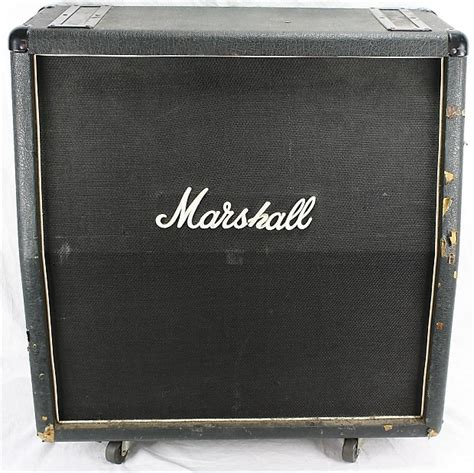 Marshall Cabinet 1960 by Marshall 1960 Lead 4x12 300w 16ohm Electric Guitar