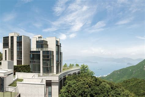 world s most expensive home per square foot goes on sale in hong kong china real time report wsj