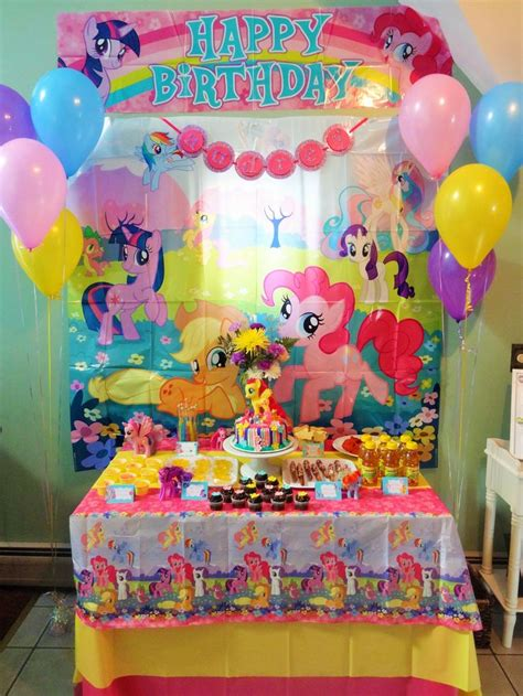 little decorations best 25 my little pony decorations ideas on pinterest