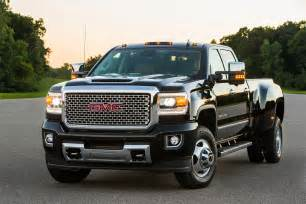 2017 gmc 3500hd reviews and rating motor trend