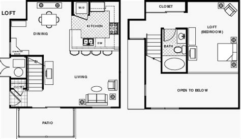 loft floor plan image gallery loft apartment floor plans